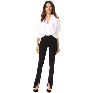 PAIGE Jeans x Rosie HW Constance Skinny Jeans